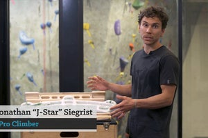 Jonathan Siegrist Hangboards