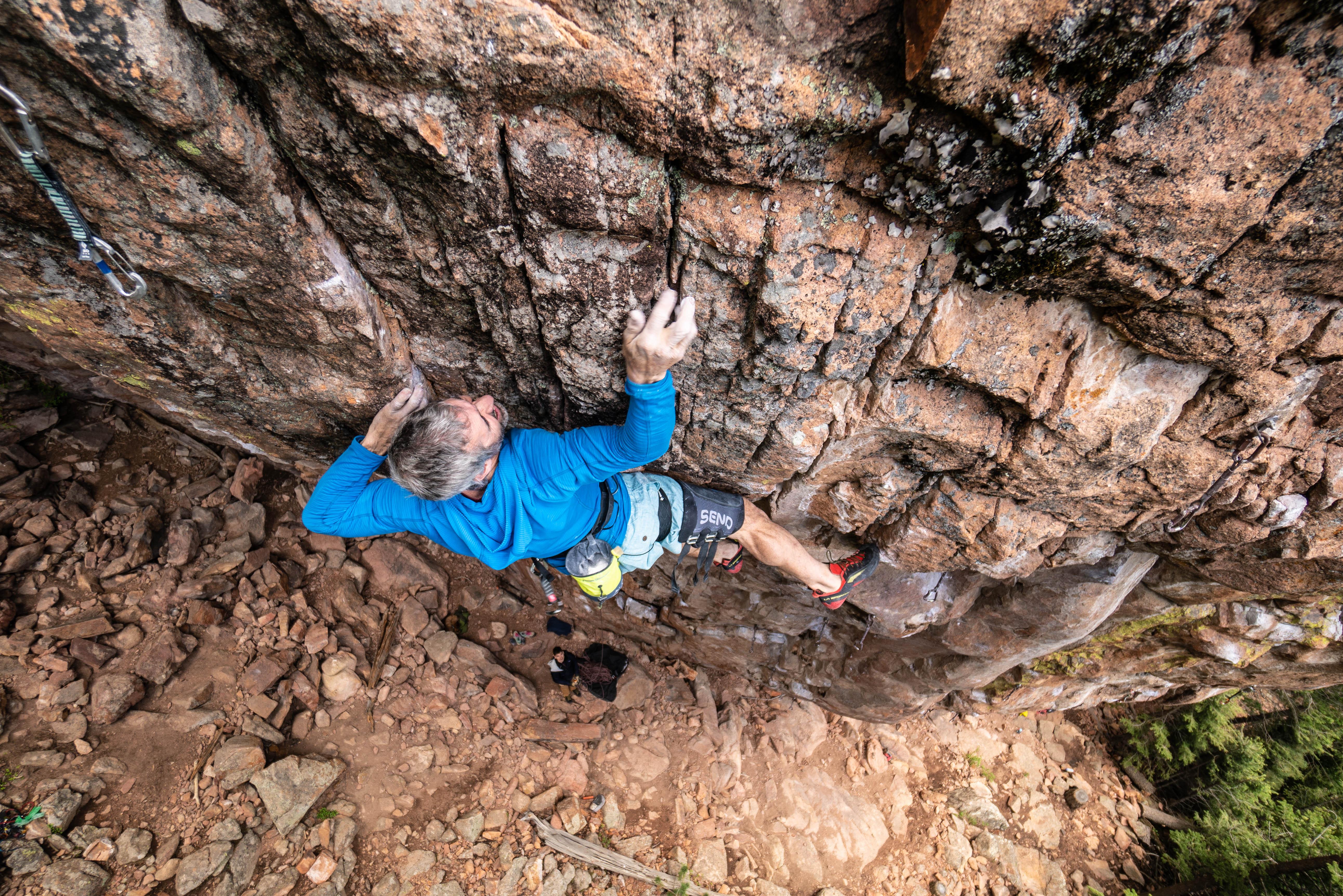 Wooden Climbing holds 8 crimps Rainy Day Holds crimp set.