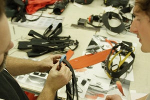 Video Preview: The Black Diamond AirNet Harness