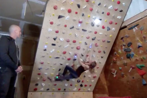 Livestream: Coach Dave Wahl on Finishing Climbing Moves