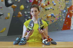 Quick Tip: How to Size and Break in New Climbing Shoes