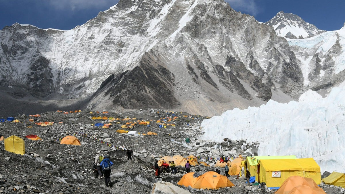 Is Everest Base Camp the World's Next Covid Hotspot?
