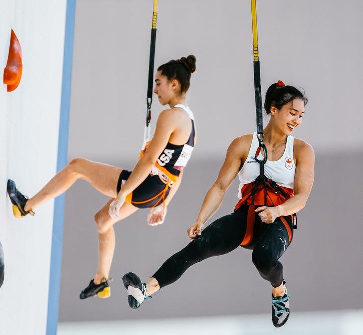 Women's Sport Climbing Tokyo Olympics 2021 Results   Climbing