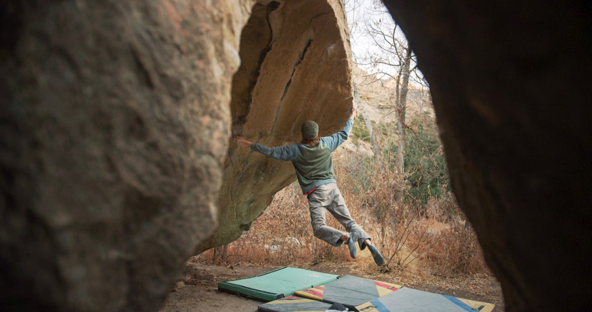 Taylor McNeill enters the V16 Club with the FA of Moonlight Sonata